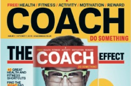 Dennis invests £3m in new free weekly men's magazine Coach