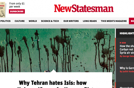 New Statesman: Record web traffic and highest print circulation since the 1980s
