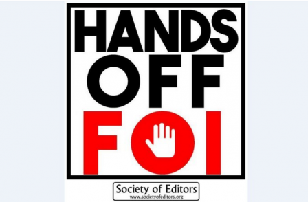Hands Off FoI: Council says fees would not be 'appropriate' and calls on Government to consider providing more funding