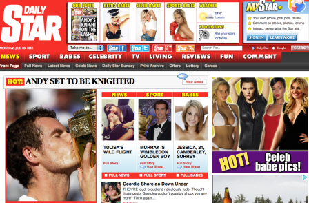 Daily Star Sunday editor Gareth Morgan to take over Northern & Shell digital operation