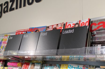 Co-op accused of censorship over 'astonishing' bag the lads' mags ultimatum