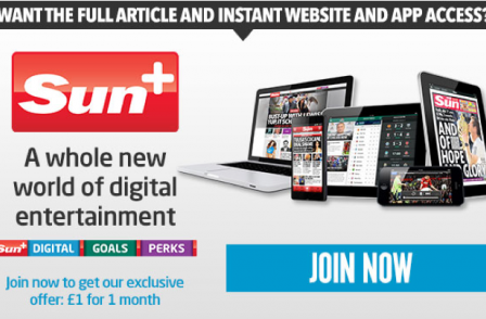 As Sun editor talks up paywall chances, rivals take aim at 30m unique users