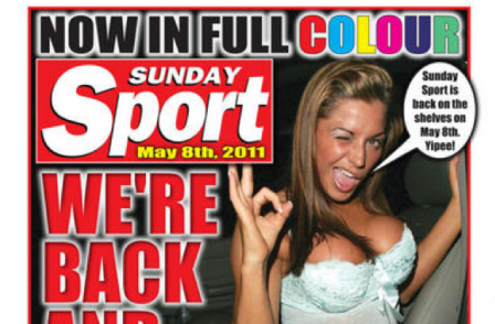 Co-op ditches Sunday Sport and lads' mags as modesty bag deadline passes