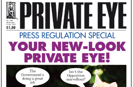 Mag ABCs: Private Eye is top current affairs title, sales boosts for New Statesman and MoneyWeek