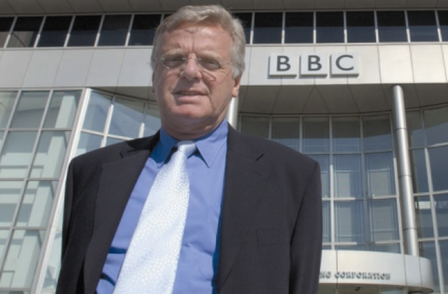 Michael Grade warns Parliament to 'tread exceptionally carefully' over BBC funding