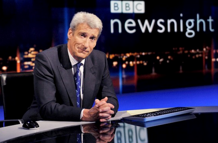 'The best newsman in the UK': Tributes paid to Jeremy Paxman after he announces Newsnight departure