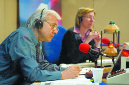 John Humphrys offers advice to aspiring journalists: 'Don't do it'