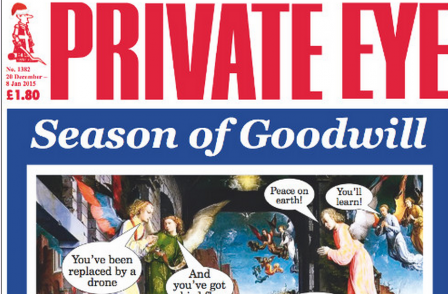 Private Eye still top-selling mag in buoyant UK current affairs sector