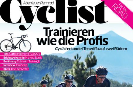 UK-based Cyclist magazine launches second international edition