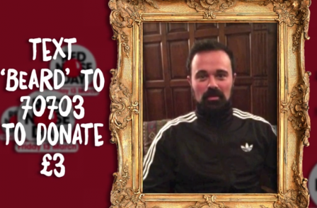 'Next year - his balls' - Independent owner Evgeny Lebedev reveals why he has lost his beard