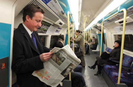 UK daily newspaper market backs Tories over Labour by a margin of five to one
