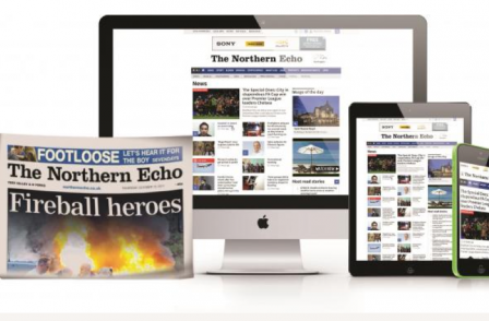Newsquest's Northern Echo becomes latest UK regional daily to adopt metered website paywall