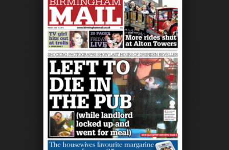 Ten MPs warn Birmingham Mail being 'wound down' by 'alarming' Trinity Mirror cuts