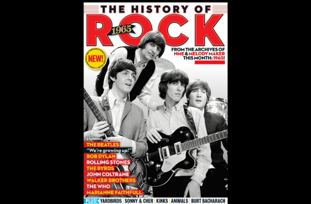 Uncut delves into NME and Melody Maker archives to launch monthly History of Rock magazine