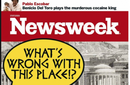 Newsweek sacks European print team 15 months after launch of London edition