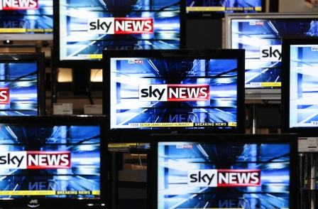 Sky News puts 18 camera operators at risk of redundancy as it creates new multi-skilled roles