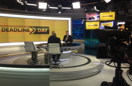 Sky Sports News on football transfer deadline day: 'We break the most stories'