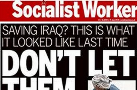 More than a week after Socialist Worker joked about the death of a schoolboy there is no comment, no apology and no retraction