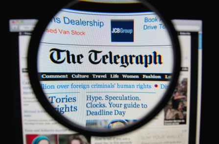 Media analyst: Operating profit of £51m and FT sale price mean Telegraph group could fetch up to £800m