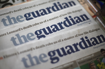 The Guardian set to go tabloid as it nears outsourced print deal with Trinity Mirror