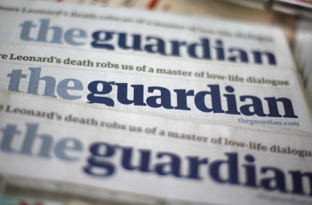 20p price rise brings daily cost of The Guardian to £1.80 - sixth national press price rise this year