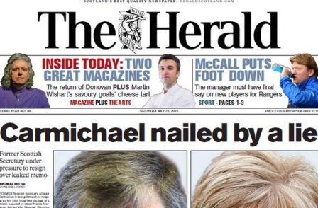 Glasgow Herald wrong to report that council leader attempted suicide, IPSO rules