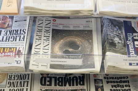 Times says 'dejection' over Independent closures 'misplaced'
