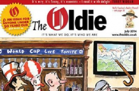 Oldie publisher confirms former Spectator editor Alexander Chancellor as successor to Richard Ingrams