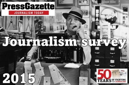 Press Gazette survey finds freelance journalists are happier than staffers - but pay is falling