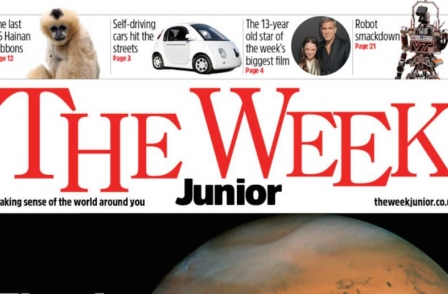 Dennis seeks to cash in on growing children's mag sector with launch of The Week Junior