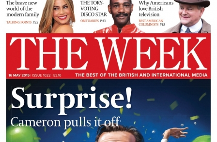 The Week celebrates 20th birthday by giving away 100,000 copies