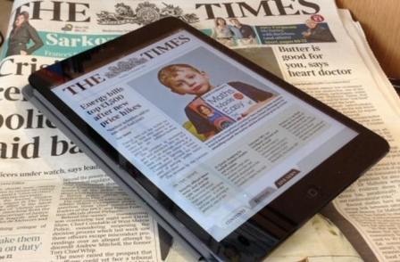 The Times beats injunction, clearing way for launch of new digital daily for Ireland