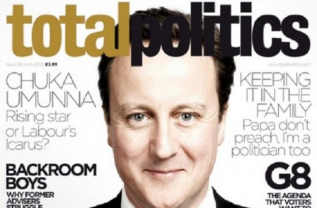 Total Politics drops monthly magazine to go online-only