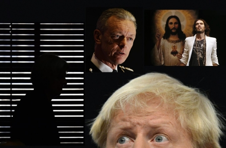 Villains of the year: Boris, Brand, Met Police and Newcastle United make Press Gazette's top ten