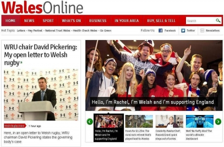 Trinity Mirror Welsh restructure will see all content appear online for free before print