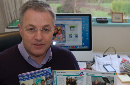 Former Daily Star sub-editor more than doubles salary launching local magazine