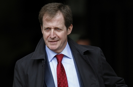 Alastair Campbell recruited by GQ to write celebrity interviews