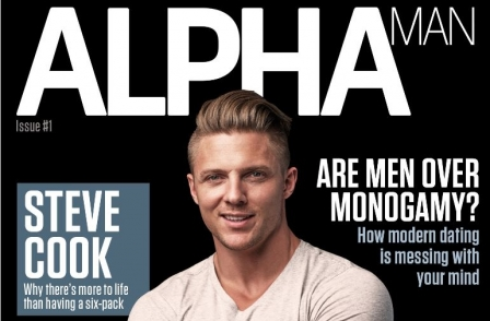 Former Men's Fitness editor launches digital-only fitness mag Alpha Man