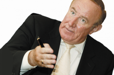 Andrew Neil: Digital 'wrong turns' behind Spectator's £500,000 loss for 2012