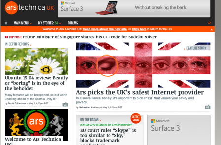 Conde Nast in first digital-only launch with website for 'alpha geeks' Ars Technica UK