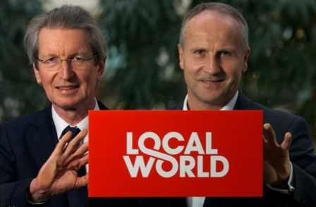 Steve Auckland is out as David Montgomery takes full control of Local World