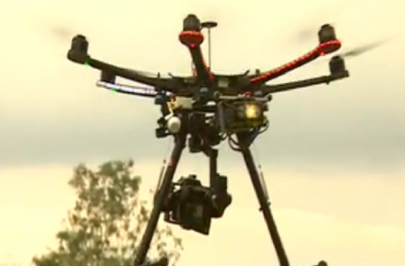Drone journalism enters the mainstream - from covering Typhoon Haiyan to HS2