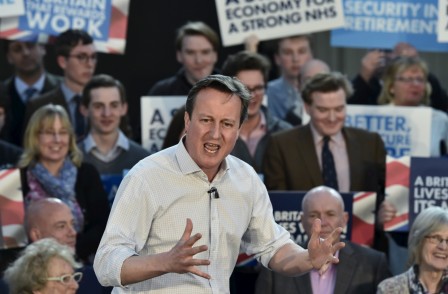 Why Cameron would have beaten Labour even without the support of the Tory press