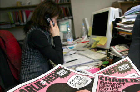 NUJ calls for backers of press freedom to observe minute's silence from 11am today