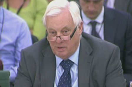 Lord Patten steps down as BBC Trust chairman after heart surgery