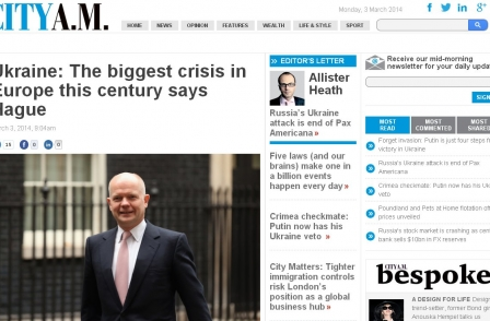 City AM plans online expansion and hires Metro head of digital content