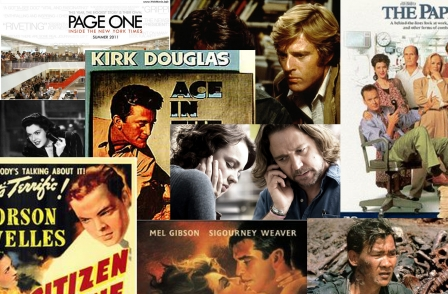 The best journalism films - as voted for by Press Gazette readers