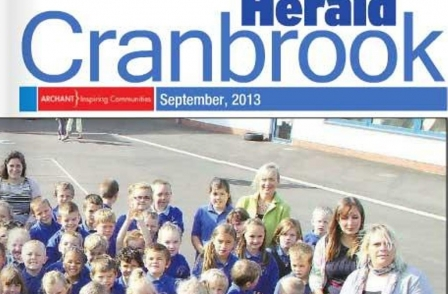 Archant gets in at the start with monthly newspaper for new Devon town