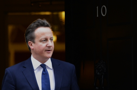 PM David Cameron accepts judicial oversight is needed to curb police spying on journalists' phone records