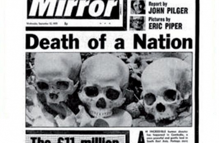 13. British journalism's greatest ever scoops: Death of a Nation (Daily Mirror, John Pilger and Eric Piper, 1979)